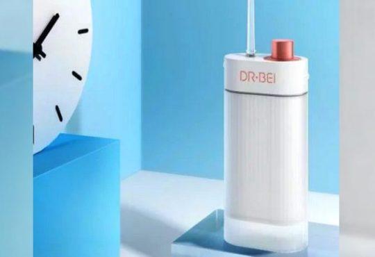 Dr Bei Water Flosser F3 idropulsore Youpin