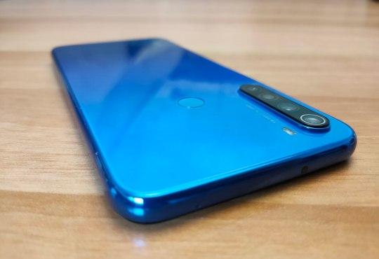 Redmi Note 8T MiFans