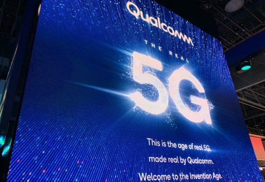 SoC Qualcomm 5G fascia media