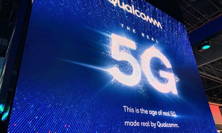 SoC Qualcomm 5G fascia media