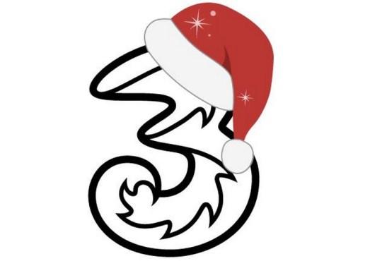 3 Italia Xiaomi Natale