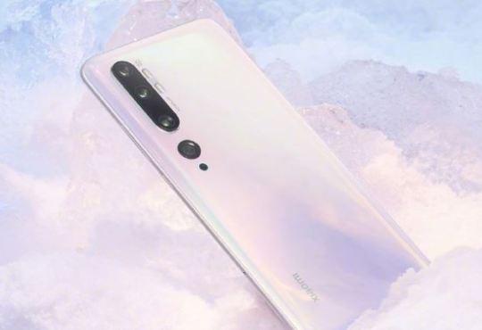 Xiaomi CC9 Pro - Xiaomi Mi Note 10