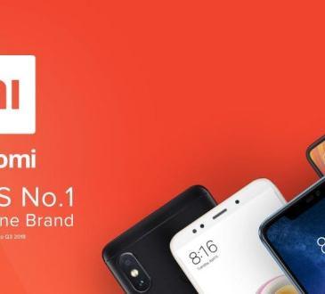 Xiaomi India smartphone
