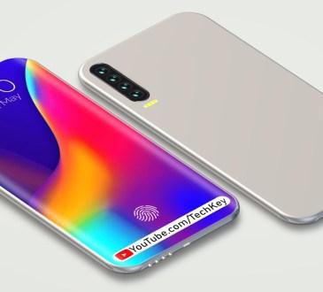 Xiaomi Mi 10 concept