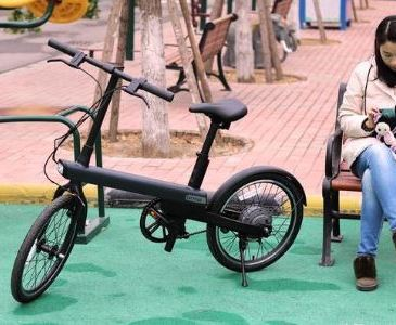 Xiaomi Qicycle Electric Power-Assisted
