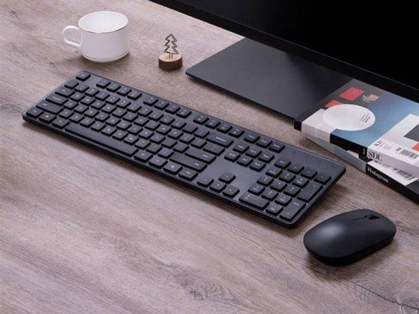 Xiaomi tastiera e mouse wireless