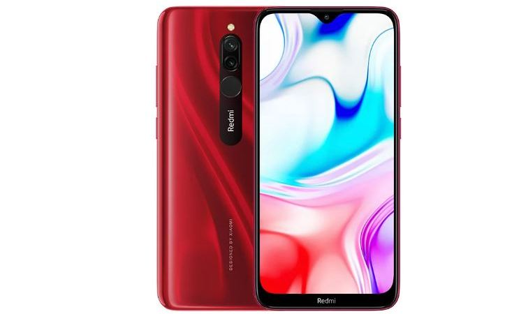 Redmi 8 Phantom Red
