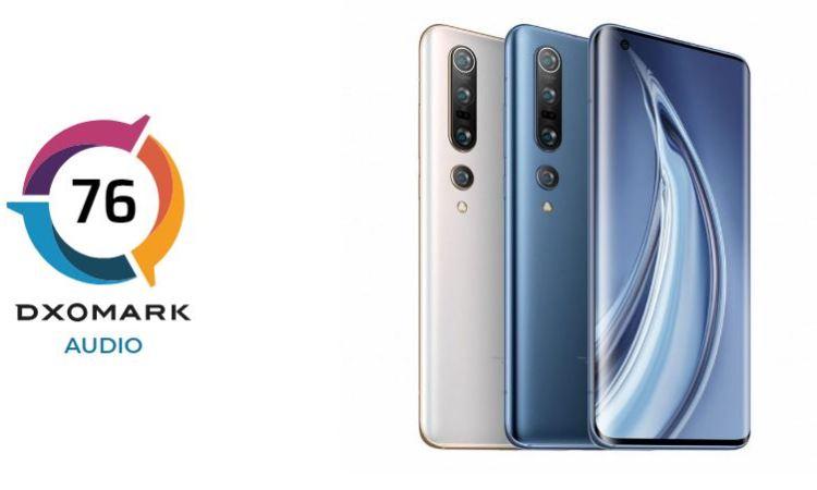 Xiaomi Mi 10 Pro DxOmark (1)