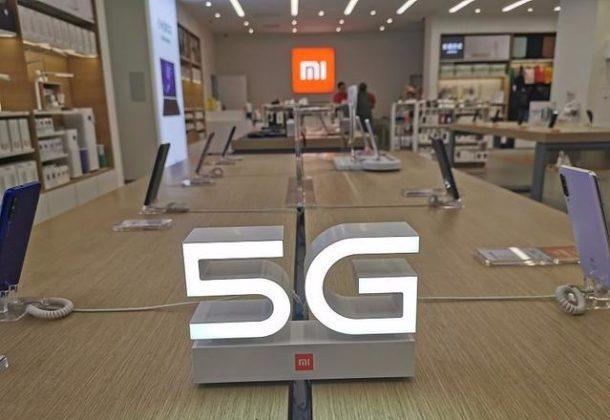 Xiaomi smartphone 5G