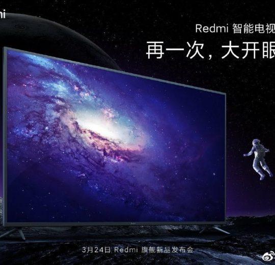 Redmi TV 24 marzo 2020