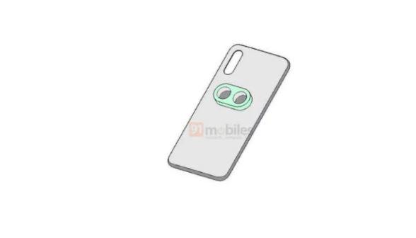 Xiaomi brevetto cover auricolari TWS (1)