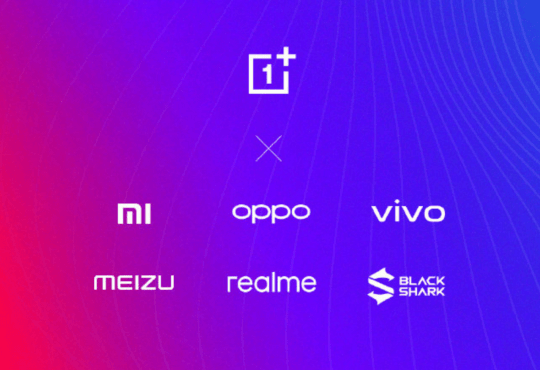 Peer-to-Peer Transmission Alliance OnePlus, Black Shark, Realme e Meizu