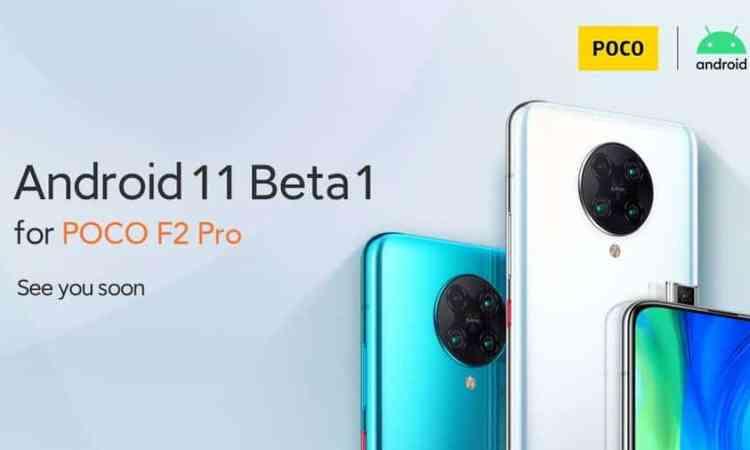 Android 11 Beta 1 POCO F2 Pro e Xiaomi Mi 10 e Mi 10 Pro