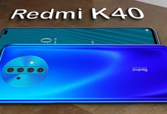 Redmi K40 concept