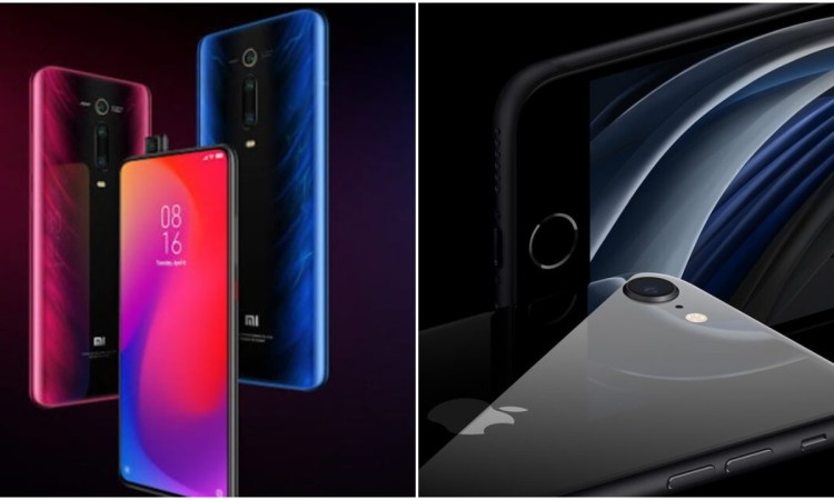 Xiaomi Mi 9T Pro vs iPhone SE 2020