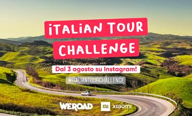 Xiaomi e WeRoad insieme per l'Italian Tour Challenge