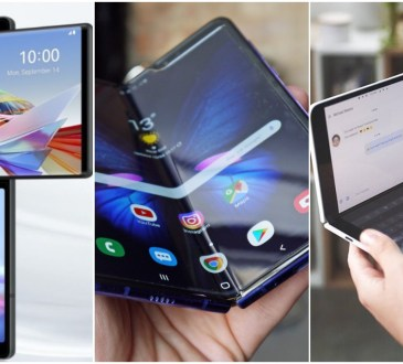 Smartphone flessibili