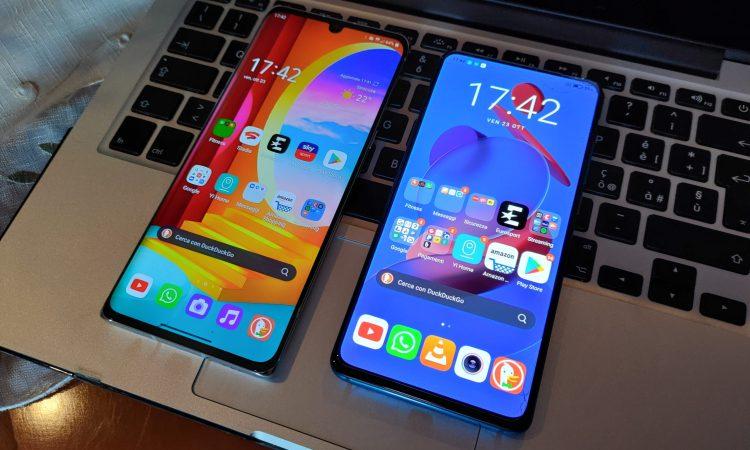 Xiaomi Mi 9T vs LG Velvet