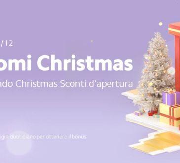 Xiaomi Italia sconti natale 2020