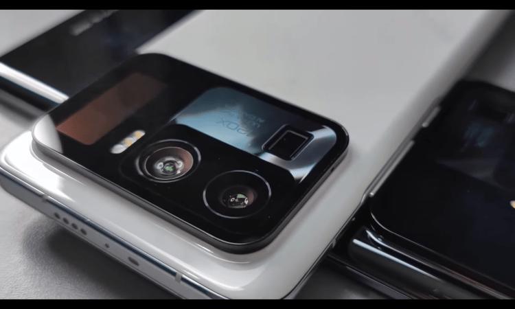 Xiaomi Mi 11 Ultra render