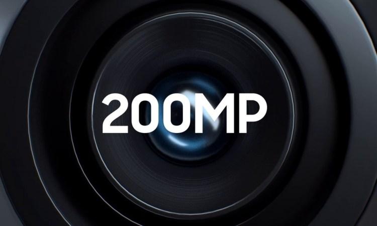 Samsung 200Mp Xiaomi