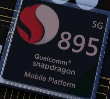 Qualcomm Snapdragon 895
