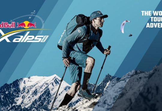 Red Bull X-Alps Xiaomi