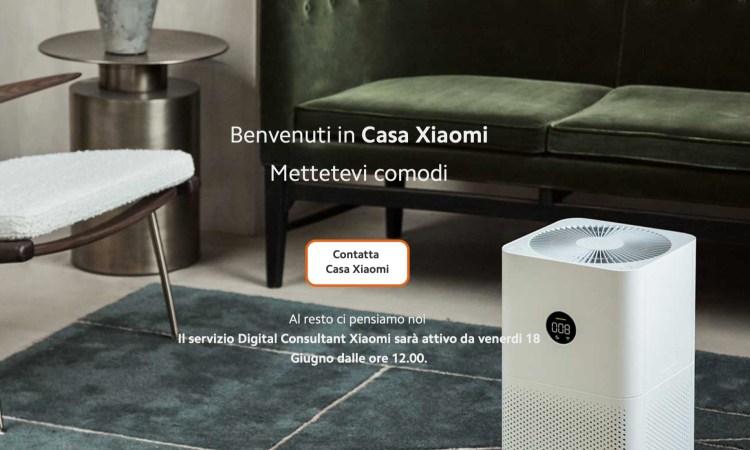 Xiaomi Italia Digital Cobsultant