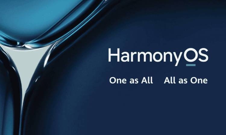 Huawei HarmonyOS Xiaomi