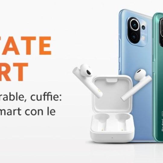 """Offerte Xiaomi: """"Un'estate di sport"""" col NO IVA fino all'8 agosto"""