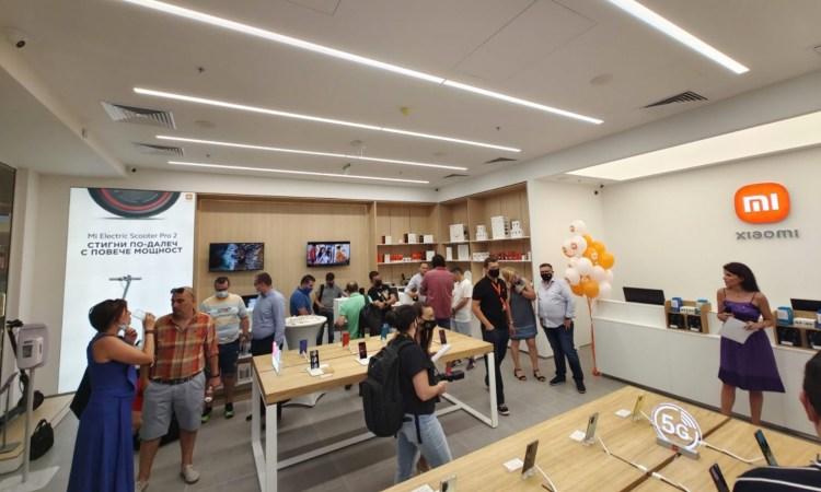 Xiaomi Mi Store in Bulgaria