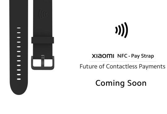 NFC Mi Pay Straps