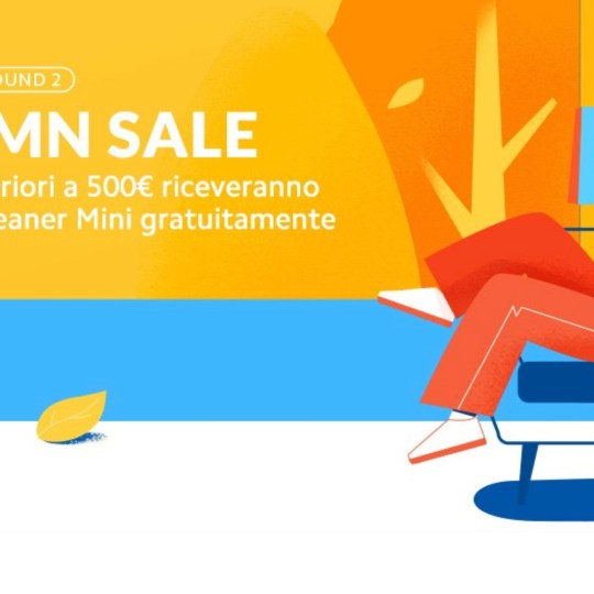 Offerte Xiaomi Autunno Round 2