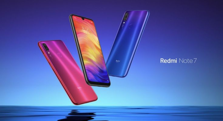 Xiaomi Fans that Redmi Note 7 is Launching on 28th Feb in India.