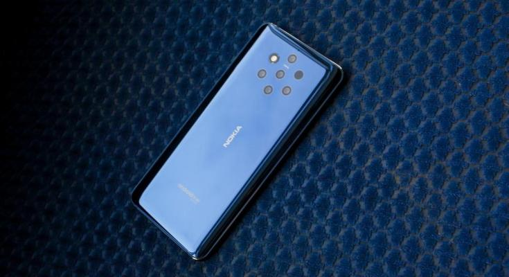 Nokia 9 PureView with five rear cameras was launched at MWC 2019 at $699 (roughly Rs. 50,000)