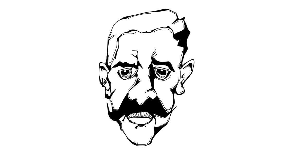 El rostro del olvido. Ilustración de Diego Gallastegui @gallasteguig