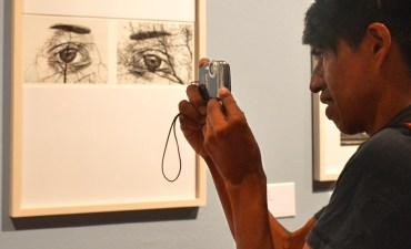 Visita guiada a la exposición de Flor Garduño