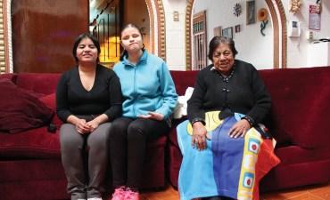 Casa Hogar para Niñas Invidentes de la Madre Antonina.