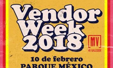 #VendorWeek 2018