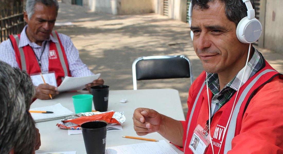 En busca de los valedores, de Guanajuato a la CDMX. Fotografía de Archivo Mi Valedor