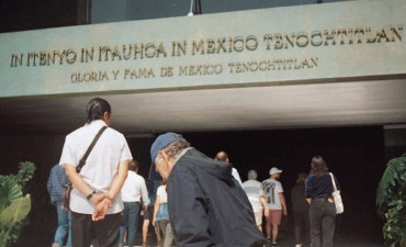 La gran Tenochtitlán