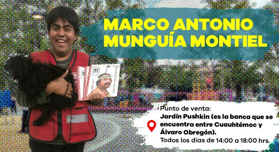 Marco Antonio Munguía Montiel