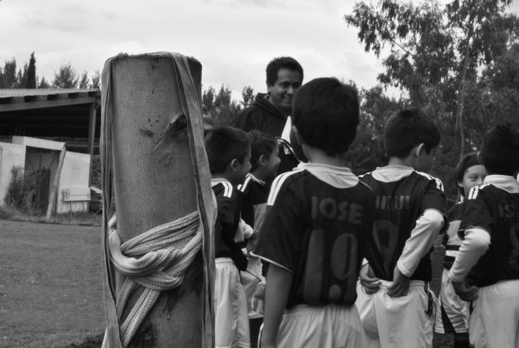 Fotografía de Abdelaziz Zuñiga