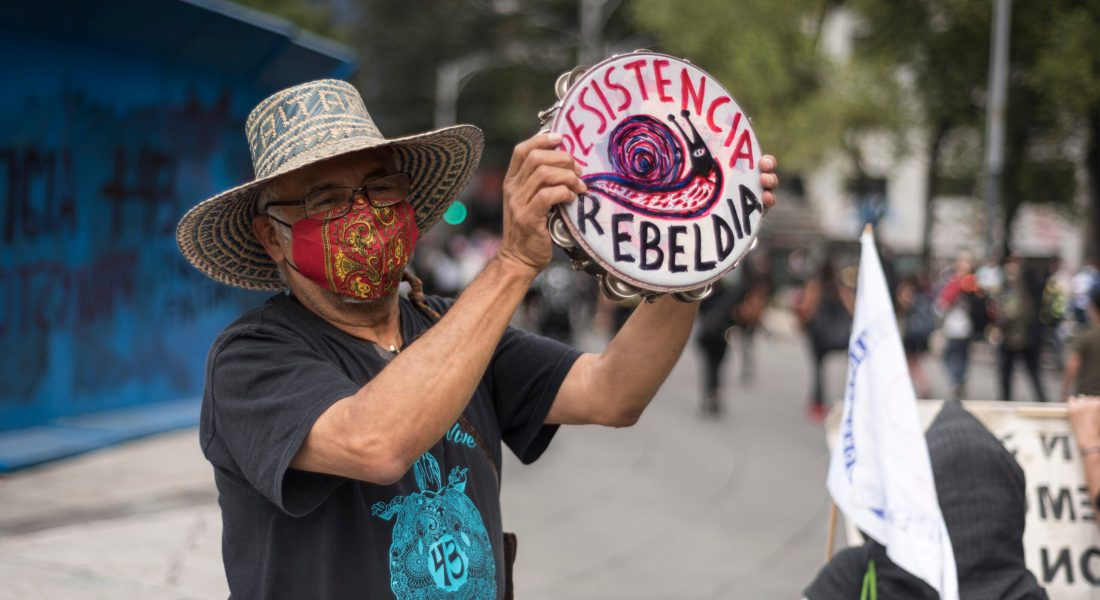 Música de protesta en México, una larga y olvidada historia. Fotografía de Arturo Soto