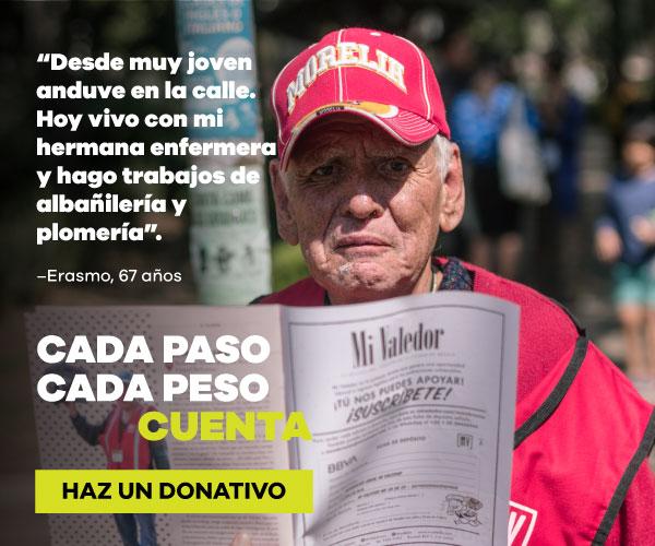 Campaña de donativos 2020