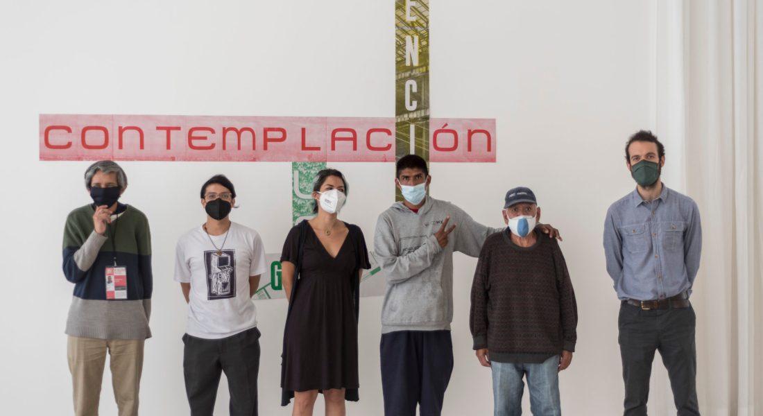 Visita con los valedores a la exposición Paisajes en el Museo Jumex