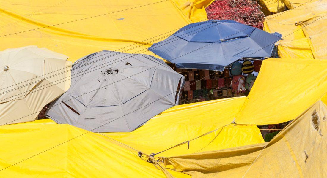 Recorrido fotográfico en mayo: el mercado del Sonora y sus alrededores.