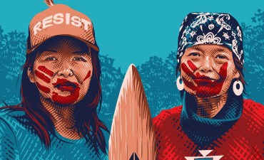 Thriving Peoples, Thriving Places: una campaña de posters que destaca las contribuciones de las mujeres indígenas a la biodiversidad mundial.