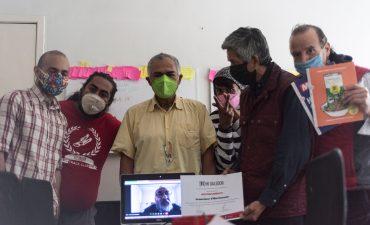 """Traning leaders to train leaders"" Workshop with Francisco Villavicencio"