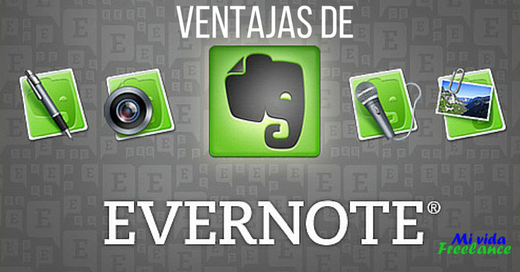 Ventajas de Evernote y algunos trucos para organizar tu día a día